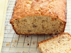 TESTED & PERFECTED RECIPE – This quick banana bread is easy to make & you can enjoy it warm out of the oven or toasted for breakfast the next day.