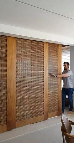 House Gate Design, Room Door Design, Door Design Interior, Home Room Design, Luxury Interior Design, Interior Architecture, Living Room Partition Design, Room Partition Designs, Partition Door