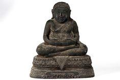 Phra Bucha Phra Sangkachai Thai Buddha Statue aus dem Wat Nong Kaem, Khaeng Nong Kaem, Khet Nong Kaem, Bangkok, Thailand, aus dem Jahr BE 2538 (1995). http://www.thai-amulet.com/Thai-Buddha-Statuen/Thai-Buddha-Statue-Gluecksbuddha-Phra-Sangkachai::3403.html