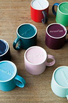Slowly step away from MyMug- Serax by Jansen & co #design #Juttu
