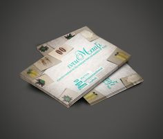 Handmade jewels Business Card on Behance