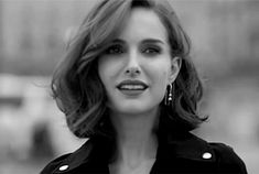 "zoesaldcna: "" Natalie Portman for the Rouge Dior campaign """
