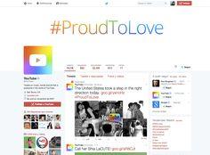 #Youtube en Twitter: LoveWins