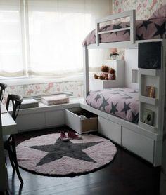 Alfombra para dormitorio infantil