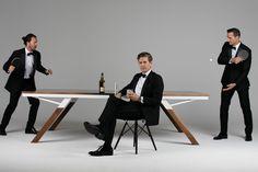 Der Woolsey Ping Pong Table   Das Office wird zum Tischtennisplatz   Atomlabor Blog   Dein Lifestyle Blog aus Wuppertal
