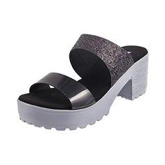 Mochi Women's Black Fashion Sandals-3 UK/India (36 EU)(41-3204-11-36) Cheap Sandals, Fashion Sandals, Mochi, India, Shoes, Black, Self, Goa India, Zapatos