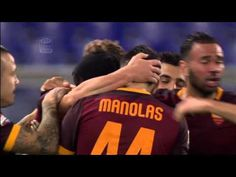 Roma - Empoli - 3-1 - Matchday 8 - ENG - Serie A TIM 2015/16 - YouTube
