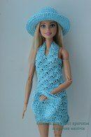 Летние наряды для Барби