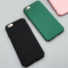 Fashion Luxury Ultra Slim Case For iphone 5S Case For iphone 5 6 6S Plus  Colorful bca8ab3728