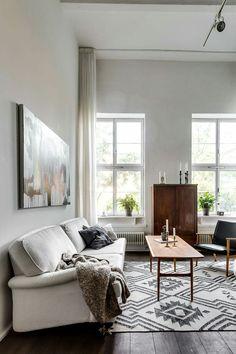 Living Room Decor Le Jolie Salon Lofts Cute House Loft Apartments