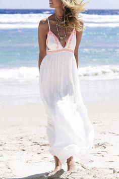 Buy here: http://www.zaful.com/spaghetti-strap-cami-maxi-dress-p_150797.html?lkid=8337