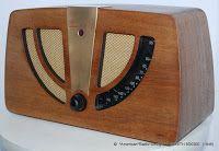 *American*Radio*Design* - Greg Mercurio - Deco-Mid Century, Retro Styled Vintage Tube Radios   : ZENITH Mid Century (1946) Tube Radio Eames Design ...