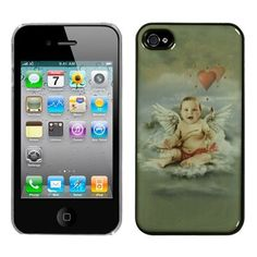 Cute cupid dream hard back case for iPhone 4/4S here! Any taker to protect the phone and decorate excellent look?