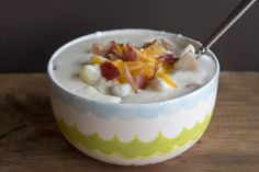 Make and share this Machine Shed Restaurant Baked Potato Soup recipe from Food.com.
