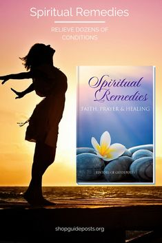 FROM DEPRESSION TO CHRONIC PAIN… RELIEVE DOZENS OF CONDITIONS WITH SPIRITUAL REMEDIES! Science proves the power of prayer! You'll find faith-filled remedies for a variety of conditions from everyday ailments and negative emotions to serious health prob-lems, such as Alzheimer's disease, loneliness, grief, fatigue, or fear…facing surgery or coping with a serious illness…beset with financial problems, divorce, weight problems, or more, Spiritual Remedies will show you how to deal with it.