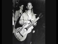 Woddy Guthrie : Better World A-Comin'