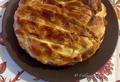 """Colla&Cannella: """"Torta di broccoletti"""""""