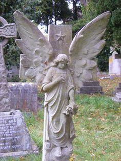 St. Mark's Cemetery 7 by LadyxBoleyn on DeviantArt