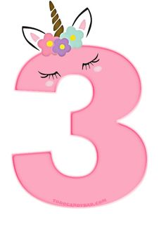 CHA Summer 2014 Reveal Day 4 - Frankie and Friends from Simple Stories Third Birthday Girl, 3rd Birthday Cakes, Hello Kitty Birthday, Barbie Birthday, Unicorn Birthday Parties, Birthday Photos, Unicorn Party, Happy Birthday Banner Printable, Happy Birthday Banners