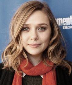 Lizzy Olsen, the other Olsen sister.