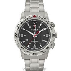 Mens Timex Intelligent Quartz Watch T2P289