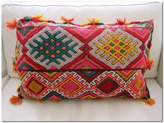 Moroccon Wedding Pillow (65)