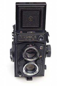 Yashica-mat-124G TLR Medium Format Camera