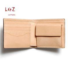 sewing pattern short wallet patterns PDF CDD14 by LZpattern