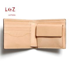 sewing pattern short wallet patterns PDF CDD14 by LZpattern