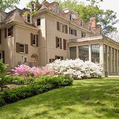 Brides: 50 Romantic Wedding Venues in the U.S. including Winterthur Museum in Delaware.