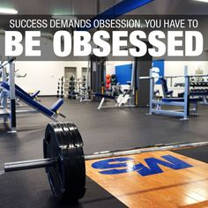Get obsessed with bettering yourself each and every single day - no one's going to do it for you.