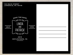 Rustic Boho Vintage Photo Save the Date by PaperInvitations - $1/piece