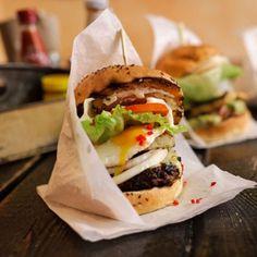 Grab a 100% Cornish beef burger at Blas Burger, St Ives and find more burger spots at www.redonline.co.uk