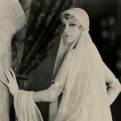 Greta Nissen in Lady of the Harem c.1926