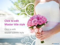 The post Wedding PPT Template appeared first on Free PowerPoint Templates. Powerpoint 2010, Powerpoint Template Free, Microsoft Powerpoint, Post Wedding, Free Wedding, Ppt Themes, Reception Party, Slide Design, Wedding Entertainment
