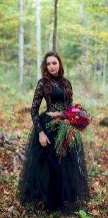 cool 34 Classy Halloween Wedding Dress Ideas to Makes You Look Stunning  https://viscawedding.com/2017/11/24/34-classy-halloween-wedding-dress-ideas-makes-look-stunning/