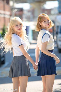 Kpop Girl Groups, Kpop Girls, Yuri, Eyes On Me, Japanese Girl Group, Star Girl, Kim Min, Kpop Aesthetic, Sweet Girls