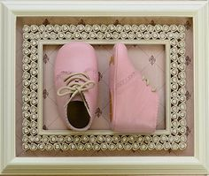 Petal pink is perfectly girly on these sweet booties from designer Elephantito. The booties are fashioned from smooth pale pink leather fabric in a classic bootie style and feature a scalloped trim th Leather Fabric, Pink Leather, Baby Booties, Baby Shoes, Baby Girl Boutique, Chanel Ballet Flats, Future Baby, Pale Pink, Girly