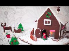 Jak zrobić domek z piernika - Allrecipes.pl - przepis video - http://youtu.be/qIyrXif0E3A