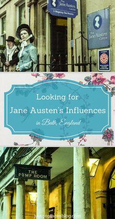 Visiting Jane Austen's Bath with Kids | Bath, England, UK