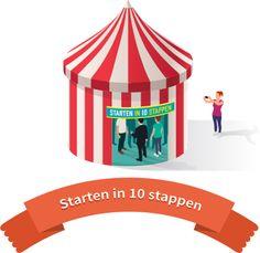 Kvk / Bart Veldkamp heet je van harte welkom #starten