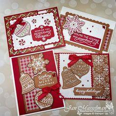 Simple Christmas Cards, Merry Christmas Happy Holidays, Stampin Up Christmas, Christmas Minis, Christmas Greeting Cards, Holiday Cards, Stampin Up Weihnachten, Fun Fold Cards, Cards Diy