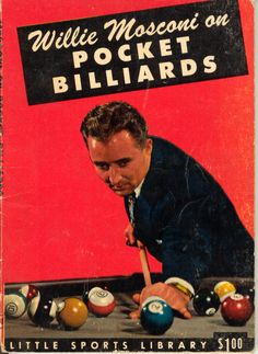 Might be the best book on billiards.