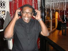 DJ Hughie has a natural love of music, which he has possessed since he was a toddler. He is (just) a little bigger now, and he loves all forms of (mainly black) music with a melody.