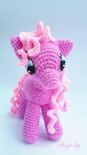 house of misyel shin: cara membuat amigurumi pony