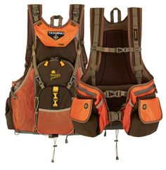 NEW FOR 2013: Upland Innovation Continues with Tenzing Bird Vest
