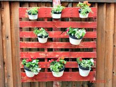 7 Inspired Ways to DIY a Pallet Garden