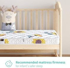 Advanced Foam Allergy Resistant Crib Mattress And Crib Mattress Are Comfortable And Non-Toxic Crib Mattress, Baby Safety, Allergies, Baby Room, Cribs, Toddler Bed, Babies Rooms, Infant, Canada