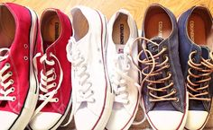 スニーカーの手入れ・お気に入りの靴が長持ちするケア方法