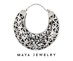 Maya Jewelry Stayin' Alive earrings
